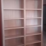 libreria di castagno sbiancato 2